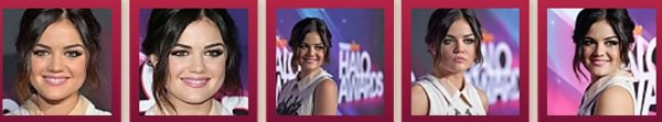 Lucy Hale aux TeenNick HALO Awards