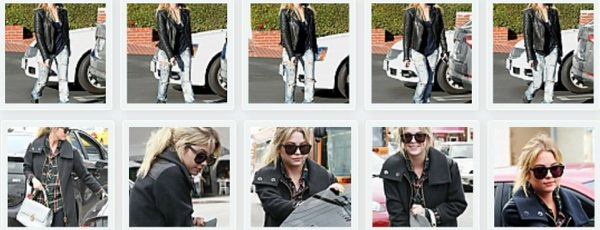 Photos paparazzi d'Ashley Benson