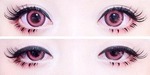 Les circles Lenses.