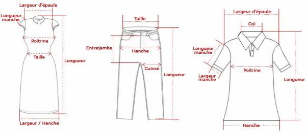 convertir les tailles de v tement asiatiques les tailles fran aise un casse t te blog de. Black Bedroom Furniture Sets. Home Design Ideas