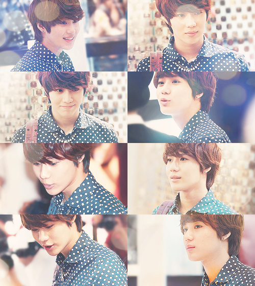 Taemin (SHINee) dans le drama « Dating Agency : Cyrano »