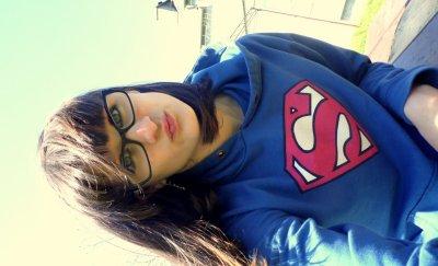 je suis ce que je suis .. :)