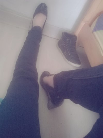 mes chaussure :)