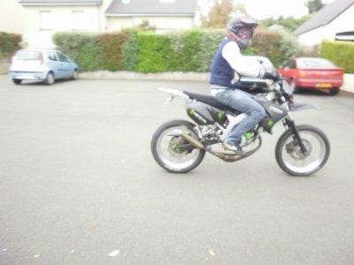 Ma 50 cc Monster Energy Yamaha Dt