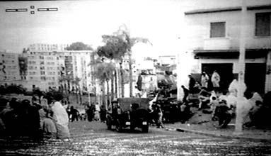 La guerre, la sale guerre d'Algérie