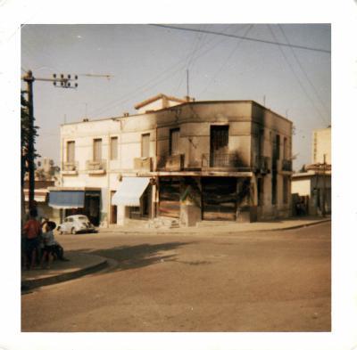 L'immeuble Bouezda en temps de guerre