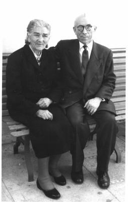 Le couple Périand