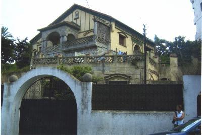 La villa des généraux