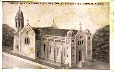 Carte postale de Sainte-Anne