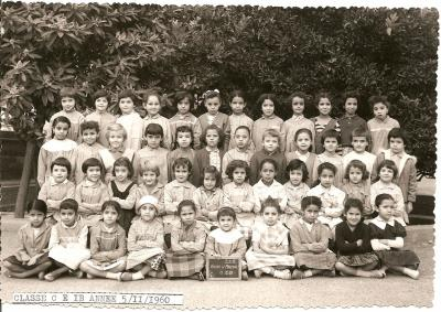 Photo de classe 1960. Pour qui sonnait le glas ?