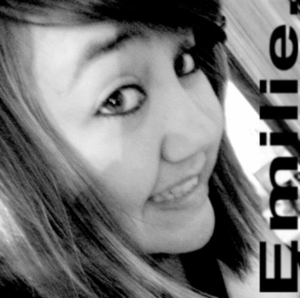 Caal me Emilie.