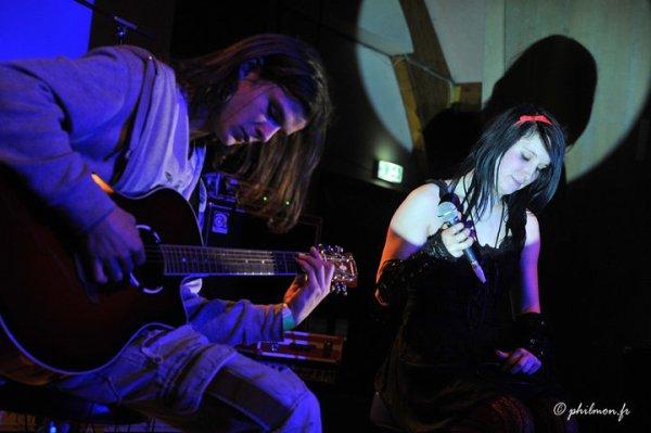 rock aisne force, novembre 2010