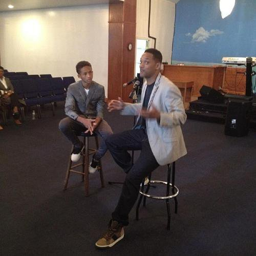 Jaden Et Will au Yesha FellowShip a Philadelphie
