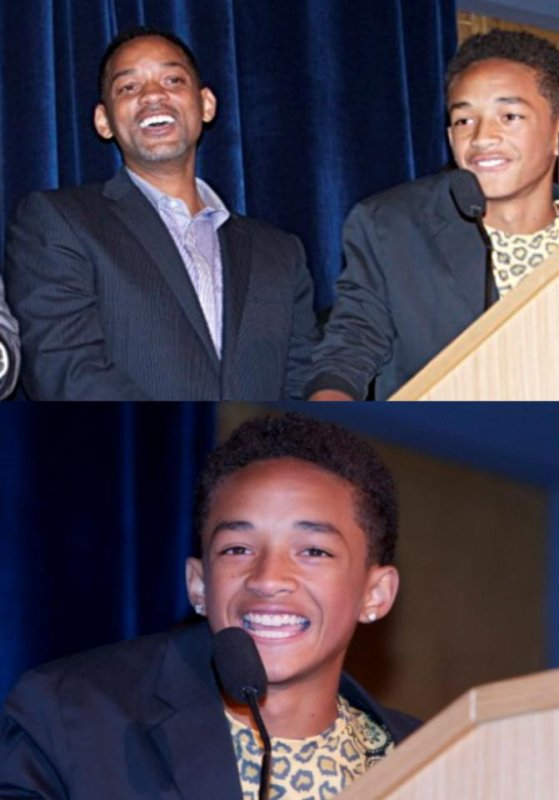 Jaden Et Will au MackParty For Peace Celebrity Weekend 2012