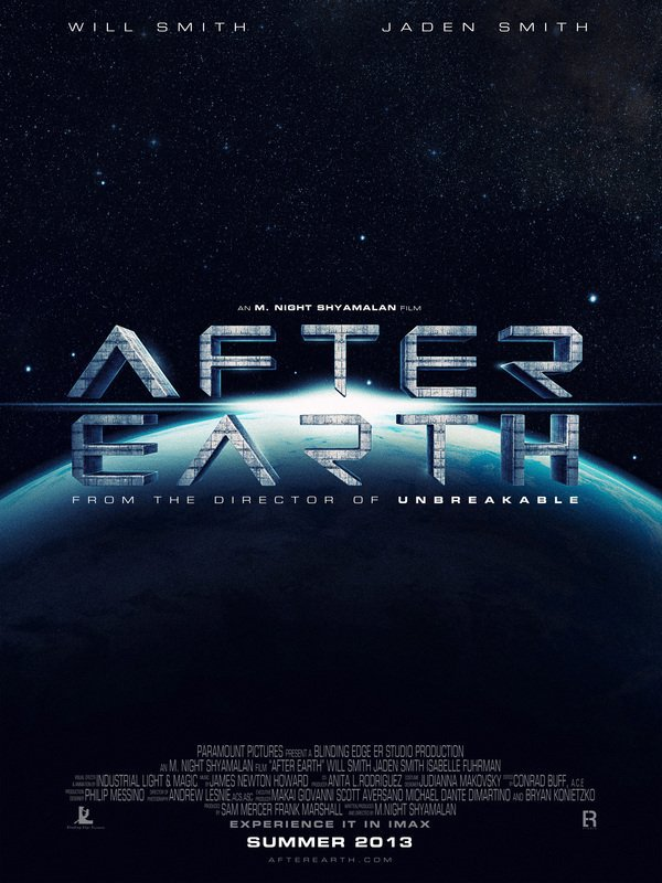 Affiche D'After Earth (June,13)