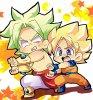 Broly et Goku ! -Pour Chichi038