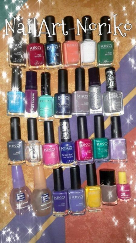 Mes vernis
