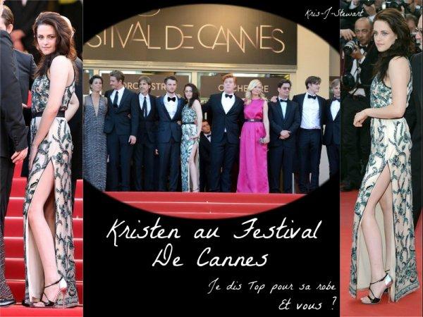 Festival De Cannes 23.05.12 : Avant première officielle d'On the Road à Cannes