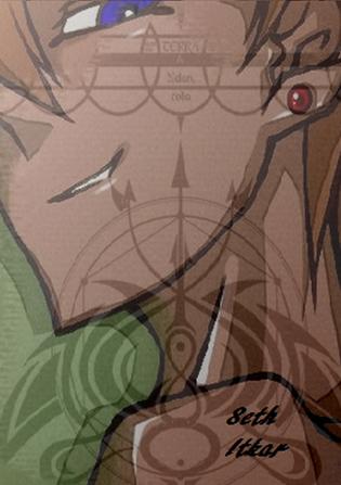 OC Fullmetal :Itkar Seth