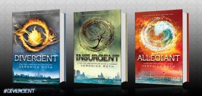 "La saga ""Divergent"" - Véronica Roth"