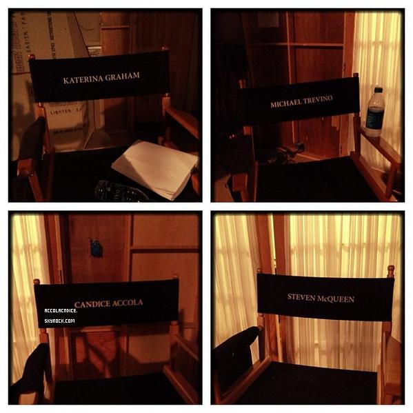 Le Vampire Diaries cast remercie leurs 13 millions de fans sur facebook.