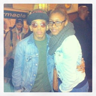 Me & Prodigy from Mindless Behavior