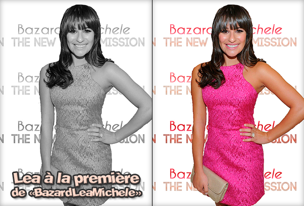HS#1 : BazardLeaMichele's Event.