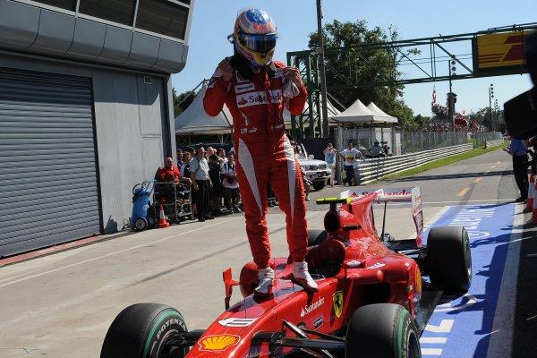 F1 Résultats Qualifs Monza Italie 2010 grille de départ