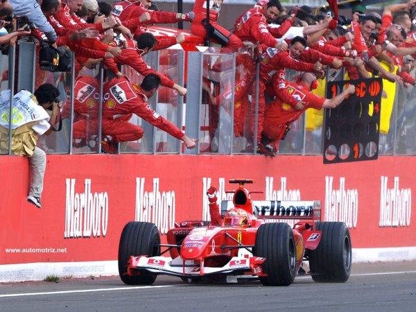 Le Rouge est mis à Monza !