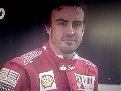 Ca traîne pas chez Ferrari !