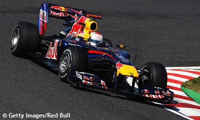 Japon > Course : Red Bull reprend la main