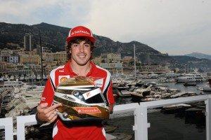 Nouveau casque Spécial Monaco 2012