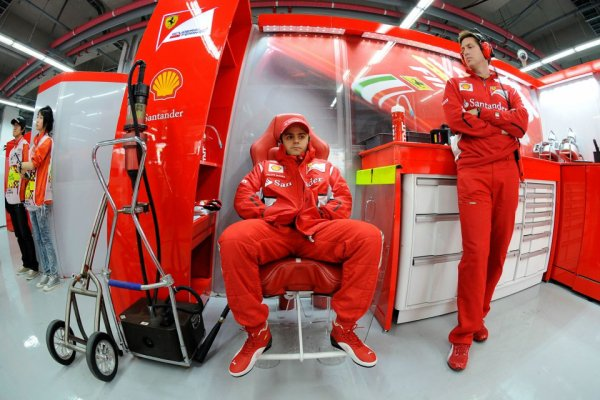 Ferrari F1 – Renouvellement de contrat pour Massa…pourquoi ?