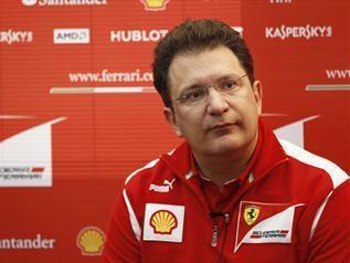 Ferrari a testé en secret des nouveautés pour l'Inde