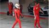 """Sebastian Vettel refuse de """"parler de frustration"""""""