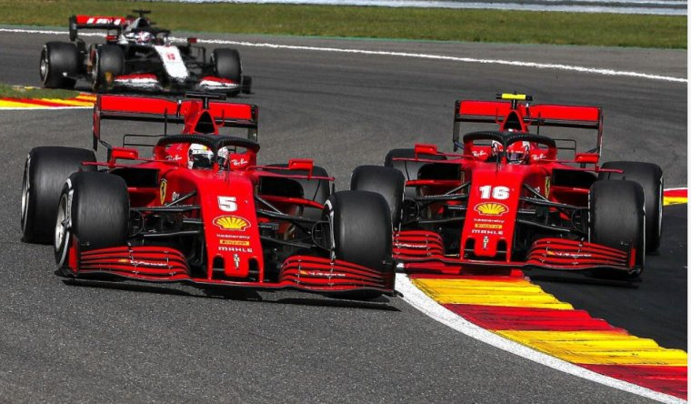 """Ferrari aura besoin """"de nombreuses années"""" pour revenir au sommet"""
