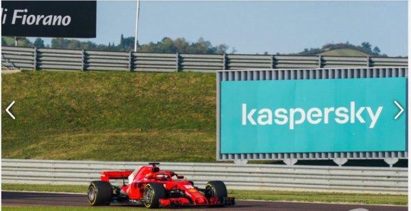 Enfin les premiers Essais de Mick en Ferrari F1 !