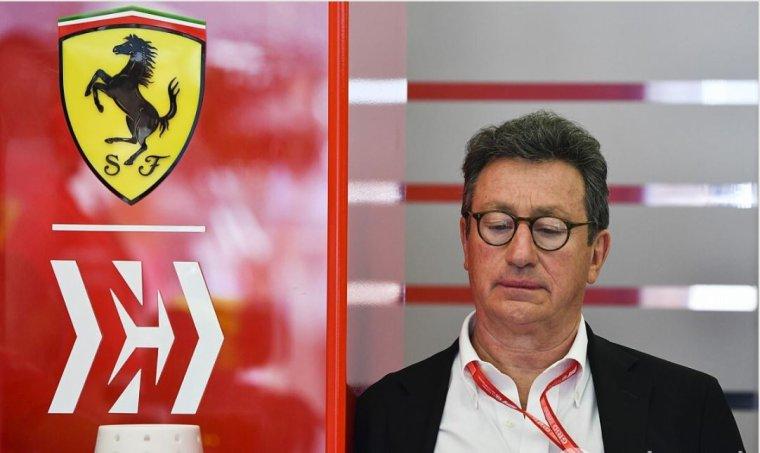 Du changement à la tête de Ferrari !