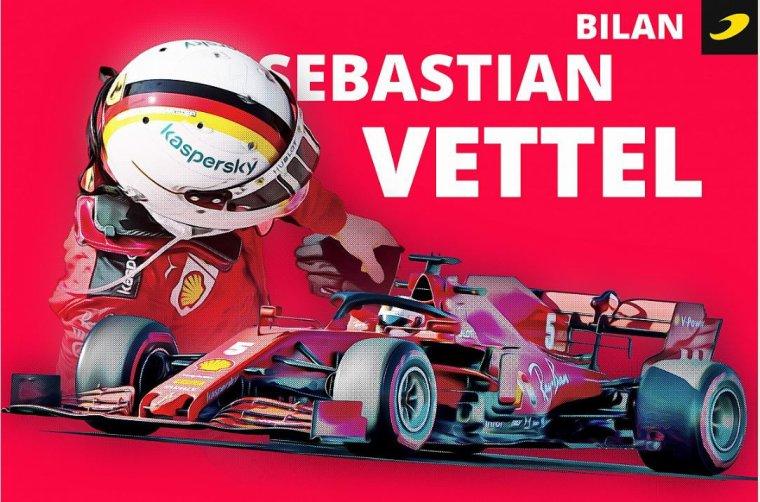 L'interminable agonie du mariage Vettel/Ferrari