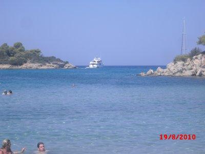 Vacances 2010 , La grééce mon paradis :)