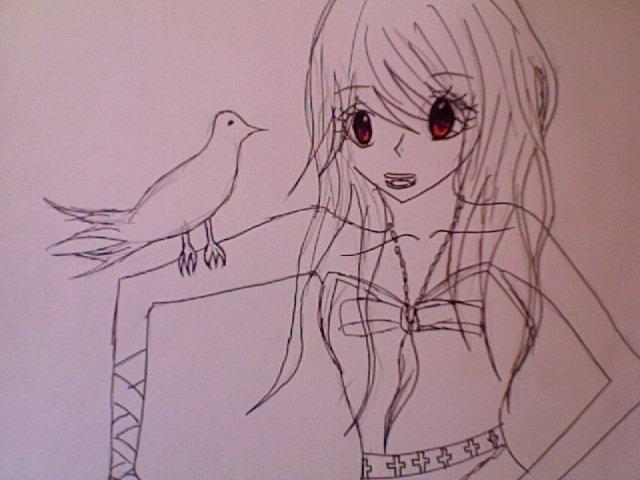 Quelques dessins de moi!