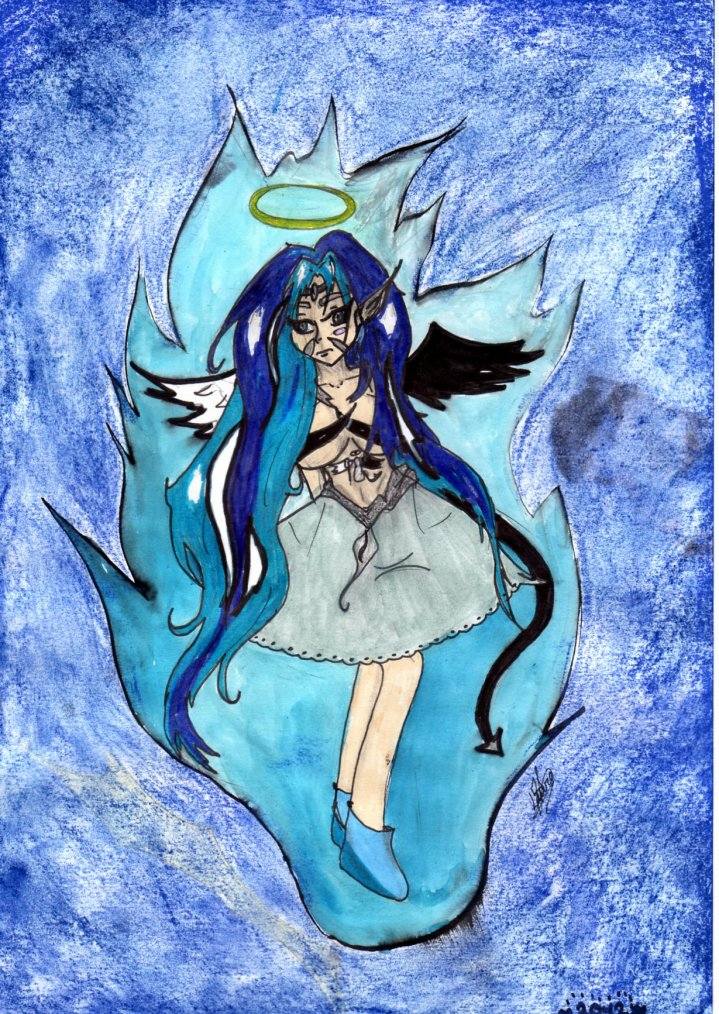 Blue $^$