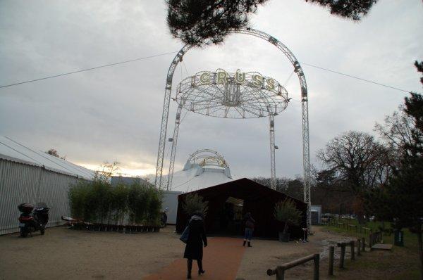 ALEXIS GRUSS PARIS 2012