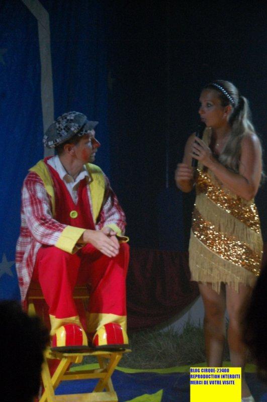le cirque stefano saint cast de guildo aoÛt 2018 - passion cirque