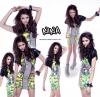 Photoshoot de Nina en 2010.