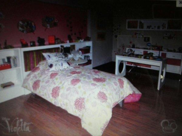 Chambre Violetta à 150¤