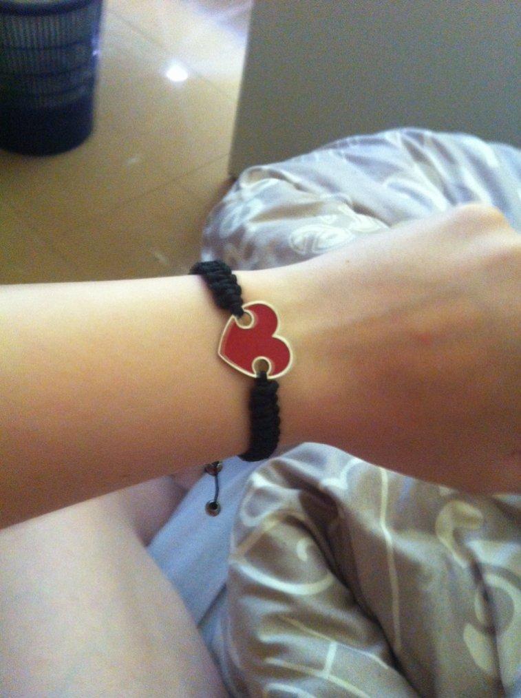 Nouveau bracelet en macramé