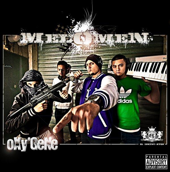 Mixtape OXY'GENE