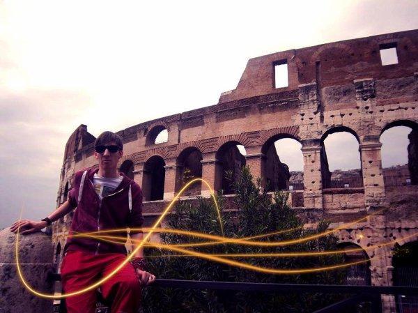 • Toutes les routes mène à Rome. Mais elles ne mènent pas toute au Bonheur. ♥