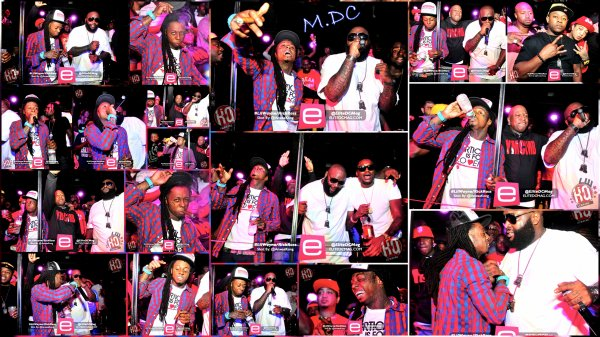 ๑ Pics': Le 16.07.11 Lil Wayne au Love Nightclub pour la Ciroc After-Party de - I Am Still Music Tour - .